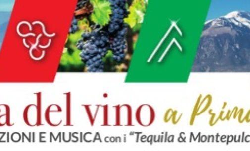 Festa del vino a Primavera, la Cantina Rinascita Lancianese apre il nuovo punto vendita