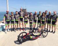 Paraciclismo: ecco il Maniga Paracycling Team del campione Luca Pizzi