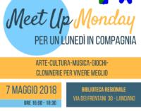 Stop alla solitudine: a Lanciano arrivano i Meet Up Monday dell'Ue