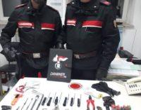 Chieti: da Manfredonia per rubare suv, 3 arresti