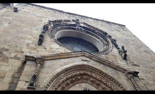 Sant'Agostino: gli amici di Lancianovecchia avviano raccolta fondi per il restauro della facciata quattrocentesca