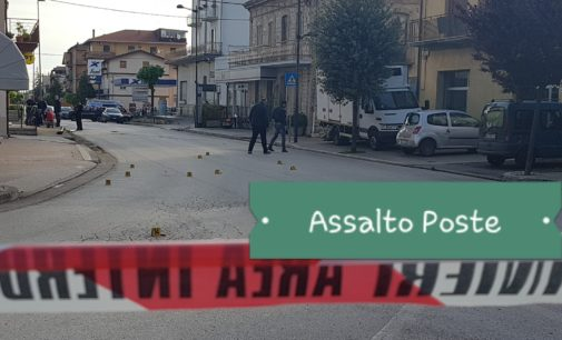 Assalto alle poste di Piane d'Archi: 5 arresti con sparatoria, coinvolti 4 giovani di Selva di Altino illesi