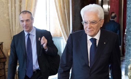 Vola Giggino vola Gigetto, torna Giggino torna… Cottarelli rimette il mandato e lascia il Quirinale, torna Conte con Di Maio-Salvini