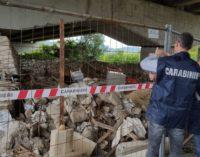 Discarica abusiva nell'area del depuratore di Pescara, operazione dei carabinieri forestali