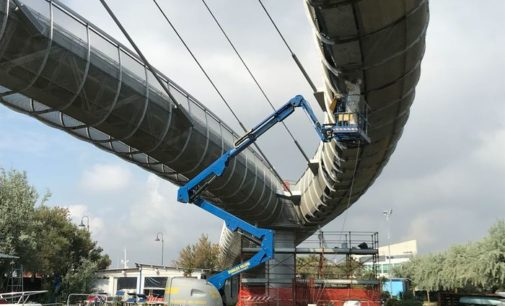 Ponte del mare: tre giorni di chiusura per i lavori di manutenzione straordinaria alle campate