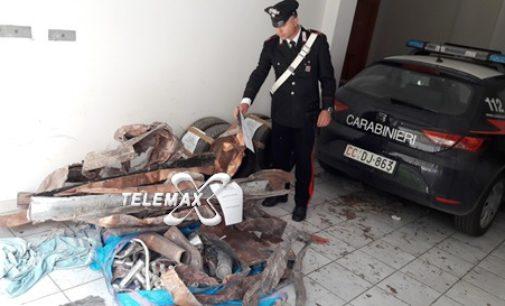 Rubano rame tra le macerie dell'hotel Rigopiano, due denunce