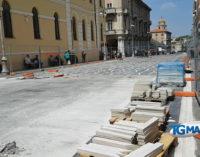 Lavori al corso di Lanciano: lunedì pomeriggio l'amministrazione comunale incontra i commercianti e mostra il progetto