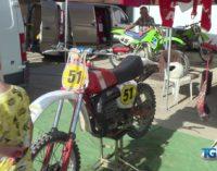 Motocross d'epoca al crossodromo di Lanciano per l'unica tappa abruzzese del campionato italiano, 150 piloti in gara
