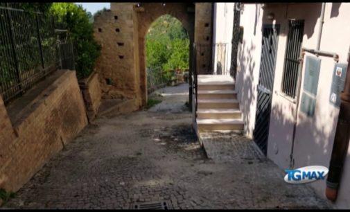 Porta San Biagio: sampietrini andata e ritorno in meno di tre giorni a Lanciano