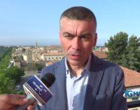 Toppe d'asfalto a Porta San Biagio, Verna: a breve i lavori di riqualificazione