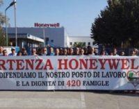 Vertenza Honeywell: il ministero del Lavoro nega la Cassa integrazione straordinaria ai dipendenti, scatta la protesta al Mise