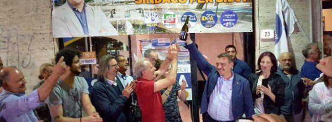 Silvi: Andrea Scardella è il primo sindaco della Lega eletto in Abruzzo