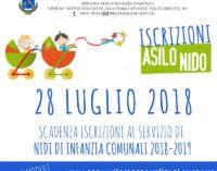 Lanciano: nidi di infanzia comunali, pubblicato l'avviso per 80 posti disponibili all'Arcobaleno e al Sorriso