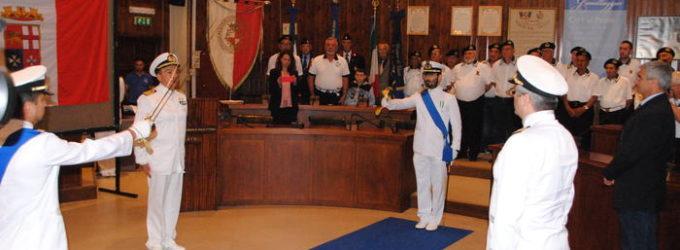 Porto di Vasto: Lorenzo Bruni è il nuovo comandante, cerimonia in municipio