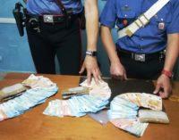 Droga: un arresto a Lanciano, sequestrati 10 mila euro