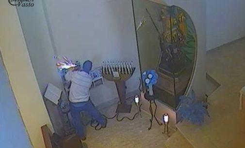 Rubavano le offerte al Santuario di San Michele Arcangelo di Liscia: quattro uomini denunciati dai carabinieri
