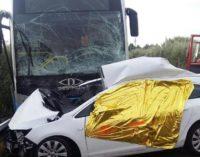 Incidenti stradali: in Abruzzo scende il numero degli autobus coinvolti, sale quello degli autocarri