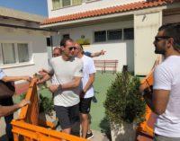 Calcio: giornata pescarese per Massimiliano Allegri