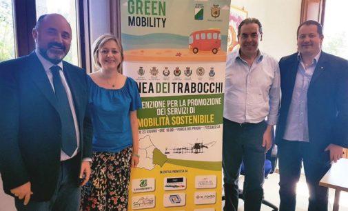 Linea dei trabocchi, domani la presentazione del progetto di green mobility