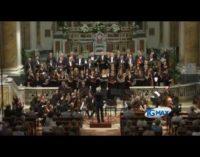 Emf, inaugurazione in cattedrale con il concerto del bicentenario Fenaroliano