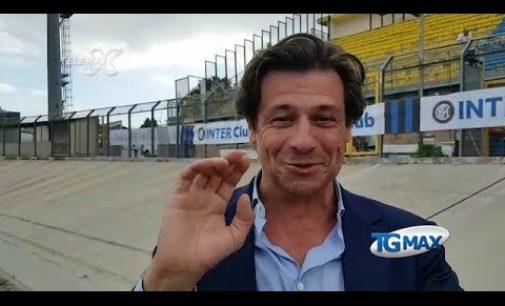 Lanciano: Nicola Berti al Campus Day dell'Inter scherza con il Tgmax, ai Mondiali tiferò Perù