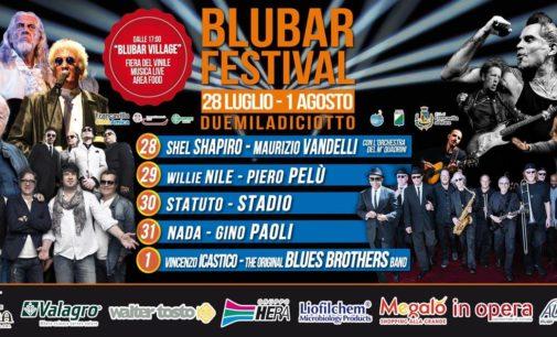 Piero Pelù, Gino Paoli e Stadio tra le star del Blubar Festival 2018 a Francavilla al mare