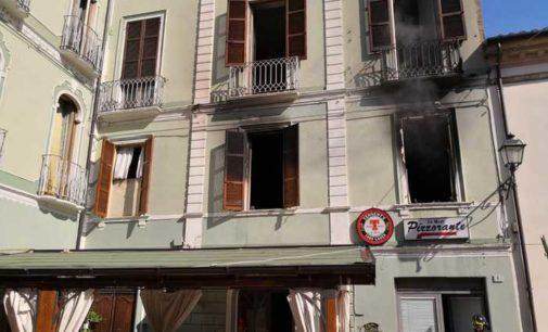 Nereto: incendio in albergo, 4 persone lievemente intossicate