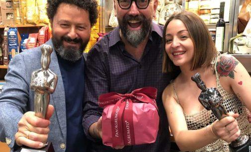 New York: Oscar del cibo ai lancianesi Ricci per il pan'agrumato al Montepulciano