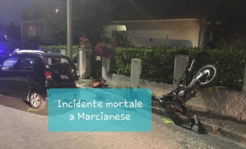 Lanciano: 17enne si schianta in moto contro un'auto in sosta, è morto