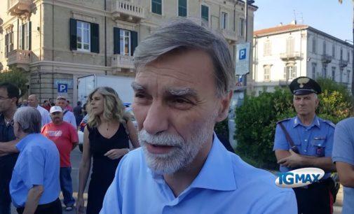 A Lanciano l'ex ministro Graziano Delrio incontra la gente del Partito Democratico