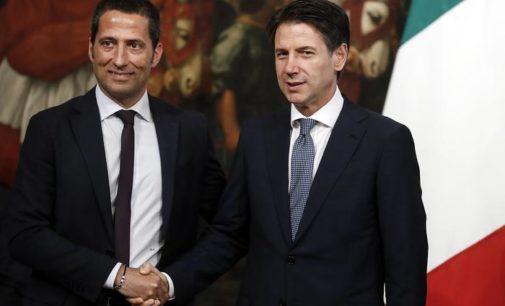Gianluca Vacca M5s sottosegretario a ricostruzione e digitalizzazione del patrimonio culturale