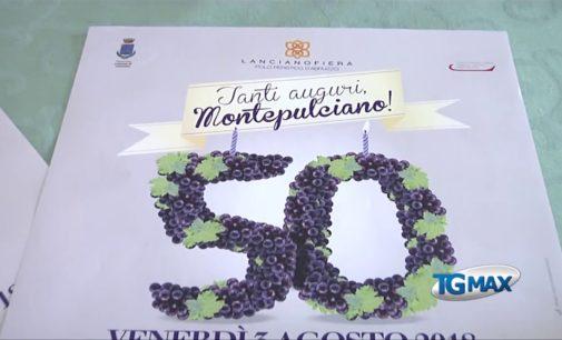 Lanciano celebra i 50 anni del Montepulciano d'Abruzzo, testimonial Patrizio Roversi e degustazioni in piazza Plebiscito