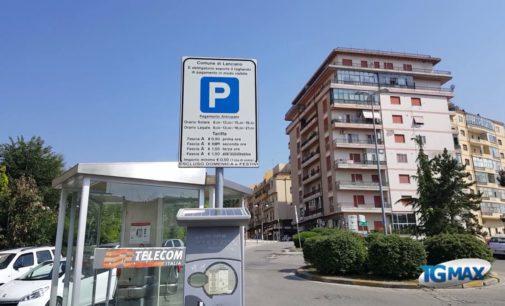 Lanciano: il consiglio comunale affida la gestione delle strisce blu dei parcheggi alla Anxanum SpA