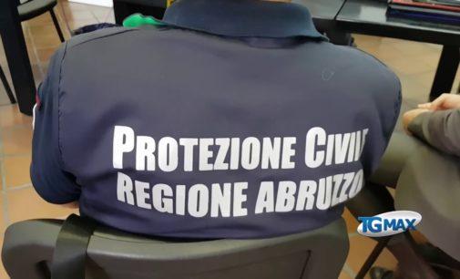 Nubifragio a Lanciano: 300 mila euro per interventi di ripristino del patrimonio pubblico, il sopralluogo con la Regione