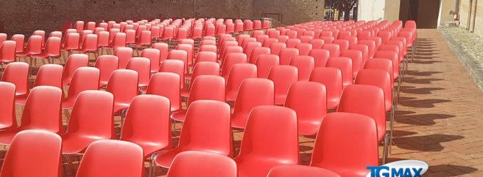 Lanciano: i concerti dell'EMF tornano in piazza d'armi alle Torri Montanare, debutto domenica 22 luglio