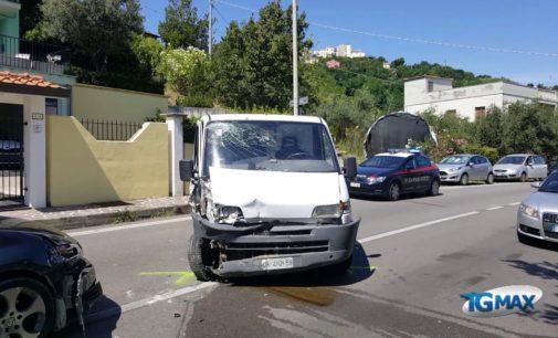 San Vito Chietino, due incidenti stradali sulla Statale 16 Adriatica a Rocco Mancini