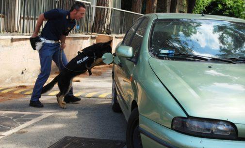 Spaccio di eroina e cocaina e porto abusivo di armi, cinque arresti a Vasto
