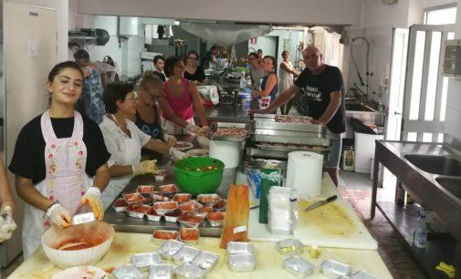 Festival del peperone dolce di Altino: contrade pronte alla sfida, chi vincerà il Palio culinario?