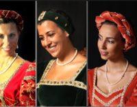 Mastrogiurato, ecco le otto Dame del corteo storico per la 37ma edizione