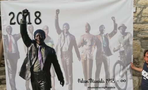 Cittadinanza onoraria del Comune di Fallo a Kgalema Motlanthe, ex Presidente della Repubblica Sudafricana