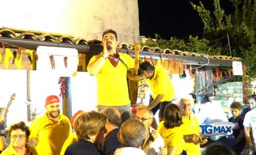 Fonte Mandrelle vince il Palio culinario delle contrade al festival del peperone dolce di Altino
