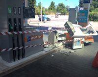 Chieti: assalto alla stazione di servizio a Brecciarola