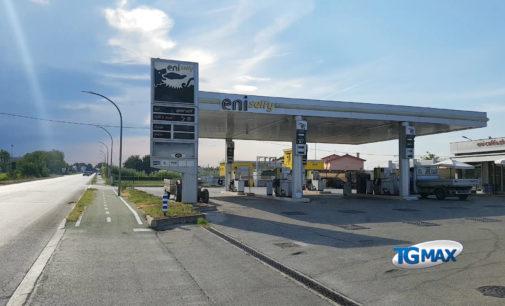 Santa Maria Imbaro: furto con spaccata al bar del distributore Eni