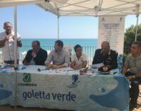 Mare inquinato in tre punti in provincia di Chieti: a Rocca S.Giovanni, S.Vito e Francavilla secondo rilievi di Goletta verde