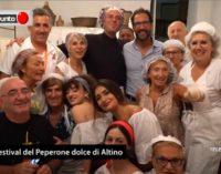 Il Punto: Festival del peperone dolce di Altino e Palio culinario delle contrade 2018