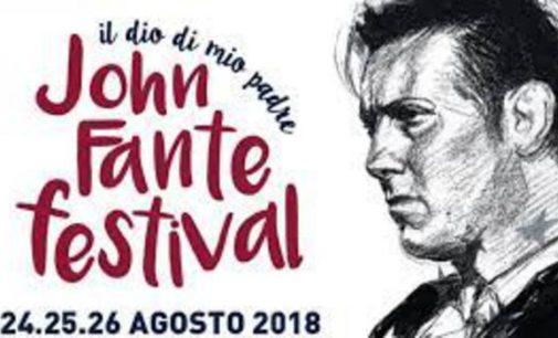 A Torricella Peligna torna il John Fante Festival, il tema di quest'anno è dedicato alle migrazioni