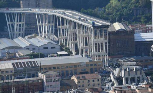Donna di Lanciano ferita a Genova nel crollo del ponte Morandi