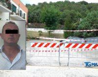 Casoli: sfonda il cancello della caserma dei carabinieri, arrestato