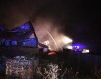Incendio a Paglieta: probabile corto circuito, si segue la pista dei cavi elettrici