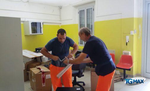 Lanciano: inagibile la sede del Serd dopo il terremoto del Molise
